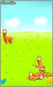 アルパカにいさん 進化レベル2
